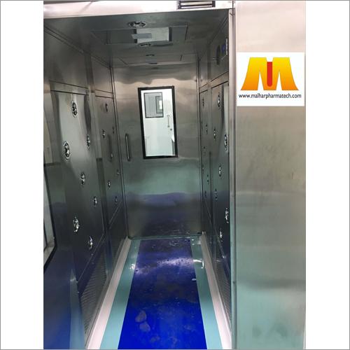 Flourscent Light Air Shower
