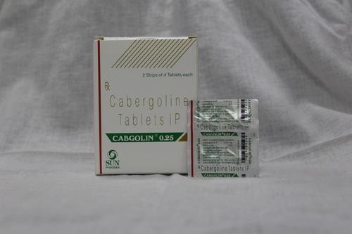 Cabgolin 0.25 Tablet(CABERGOLINE 0.25 MG)