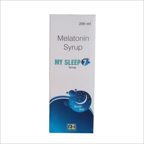 200ml Melatonin Syrup