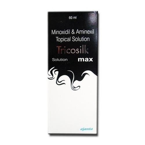 Tricosilk Max Solution Minoxidil Aminexil