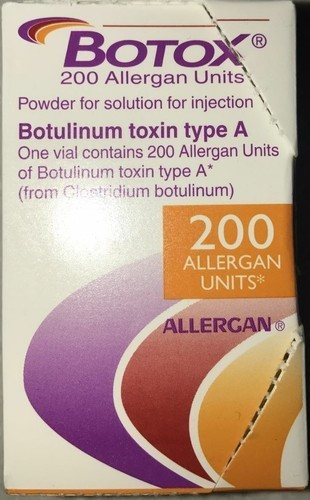 BOTOX INJECTION (BOTULINUM TOXIN TYPE A)