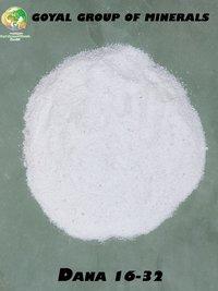 Quartz Grains For Glass Production