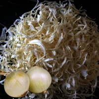 Dehydrated White Onion Kibbled/Flakes