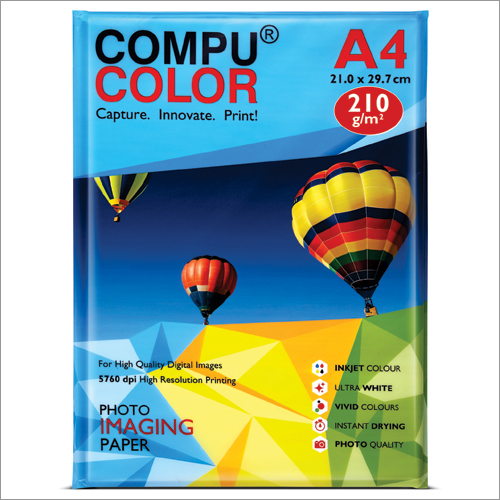 Cast Coated Primo Glossy 210 4x6 Photo Imaging Paper