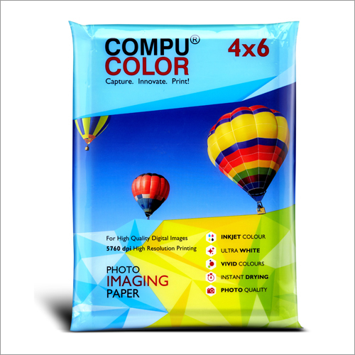 Cast Coated Primo Glossy 180 4x6 Photo Imaging Paper