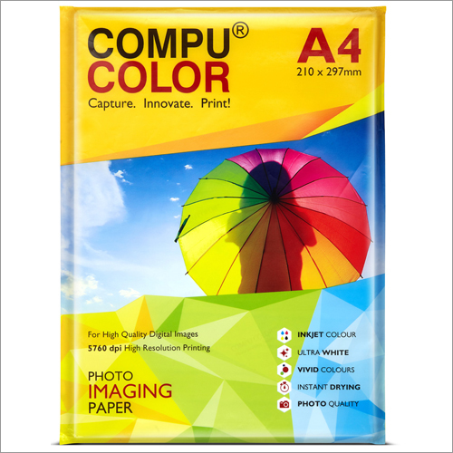 Ultra Glossy 240 Resin Coated A4 Photo Imaging Paper