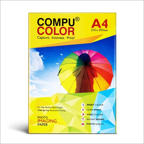 True Photo Lustre 275 Yellow A4 Photo Imaging Paper