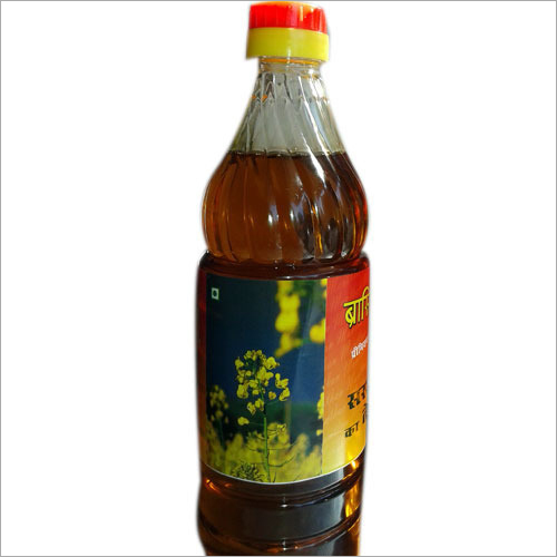 500 Ml Natural Mustard Oil
