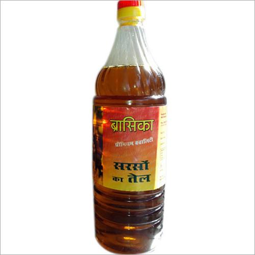 Natural Organic Mustard Oil