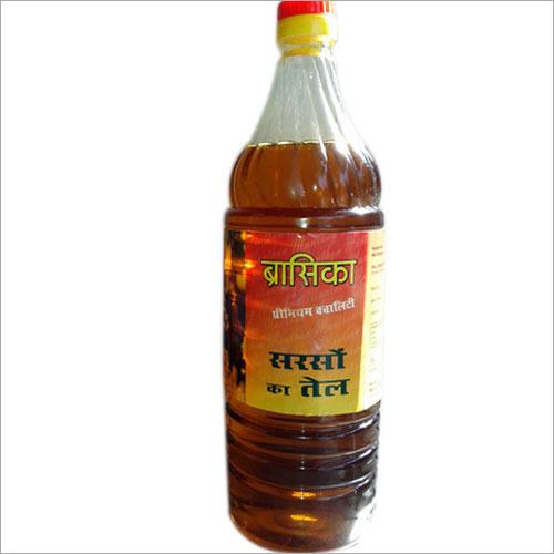 Edible Organic Mustard Oil
