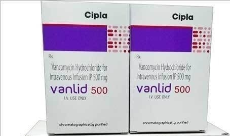Vanlid 500i.v(Vancomycin hydrochloride for intravenous infusion)