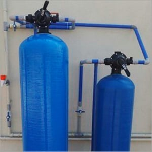 Sand Water Filter Plant