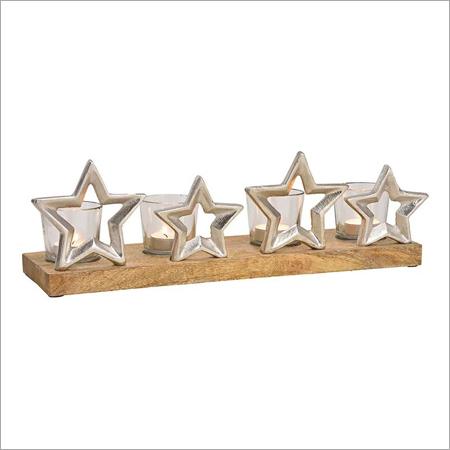AE-918 Christmas Star Votive stand
