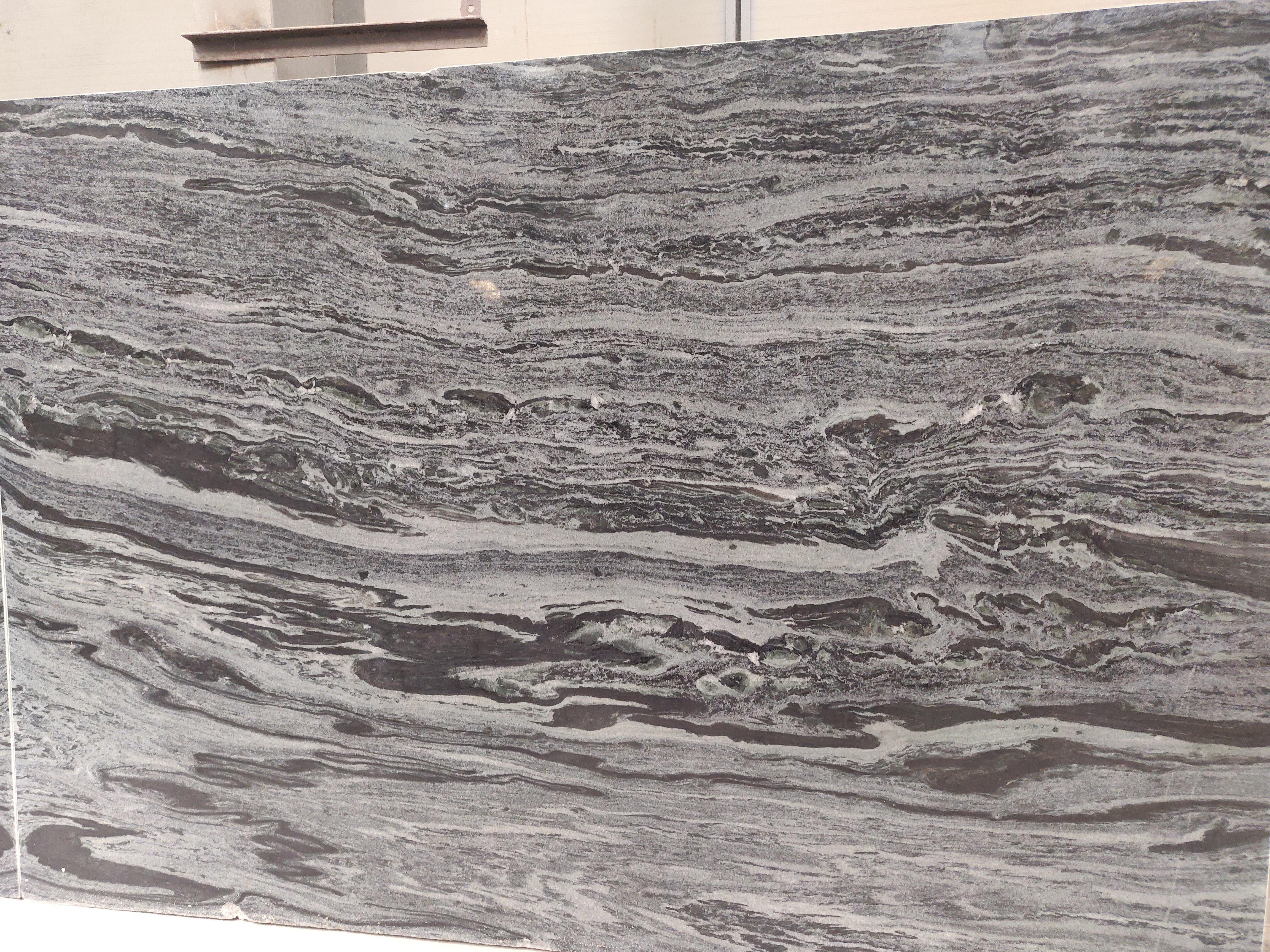 Silver Grey Marble Slabs