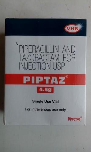 PIPTAZ 4.5 GM (Piperacillin Tazobactam Injection)