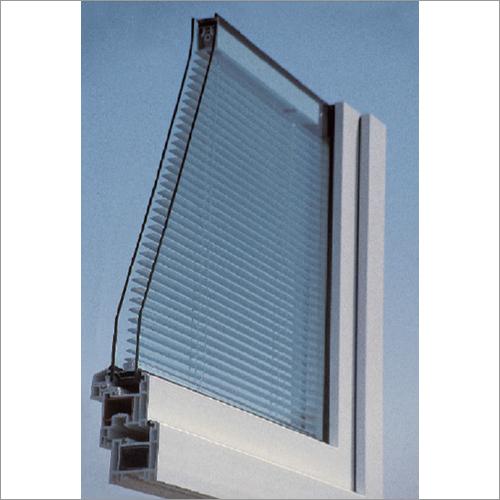 Insulated Venetian Glass Blind