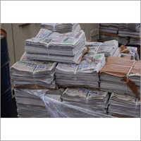 Over Issue Newspaper Scrap