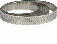 Pavoni Mirco Perforated SS Cake Ring Round 160 x 35 mm