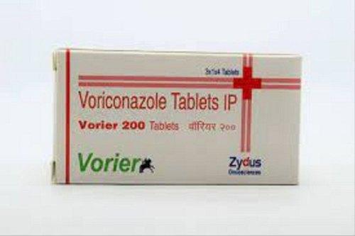 VORIER (VORICONAZOL 200 TABLET)