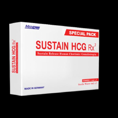 Sustain Hcg Rx2 Special Packing