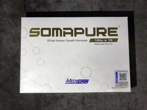 Meditech Somapure / 191aa Human Growth
