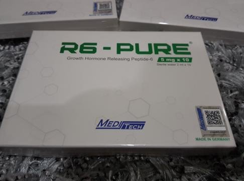 R6-pure Growth Hormone Releasing Peptide-6