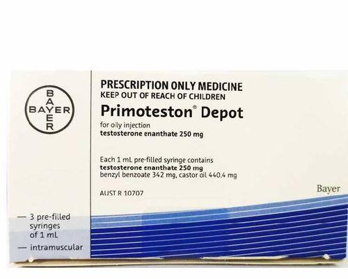 Primoteston Depot Injection