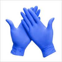 Powder Nitrile Gloves