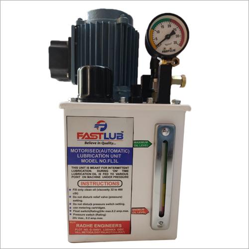 Motorized Automatic Lubrication pump Unit