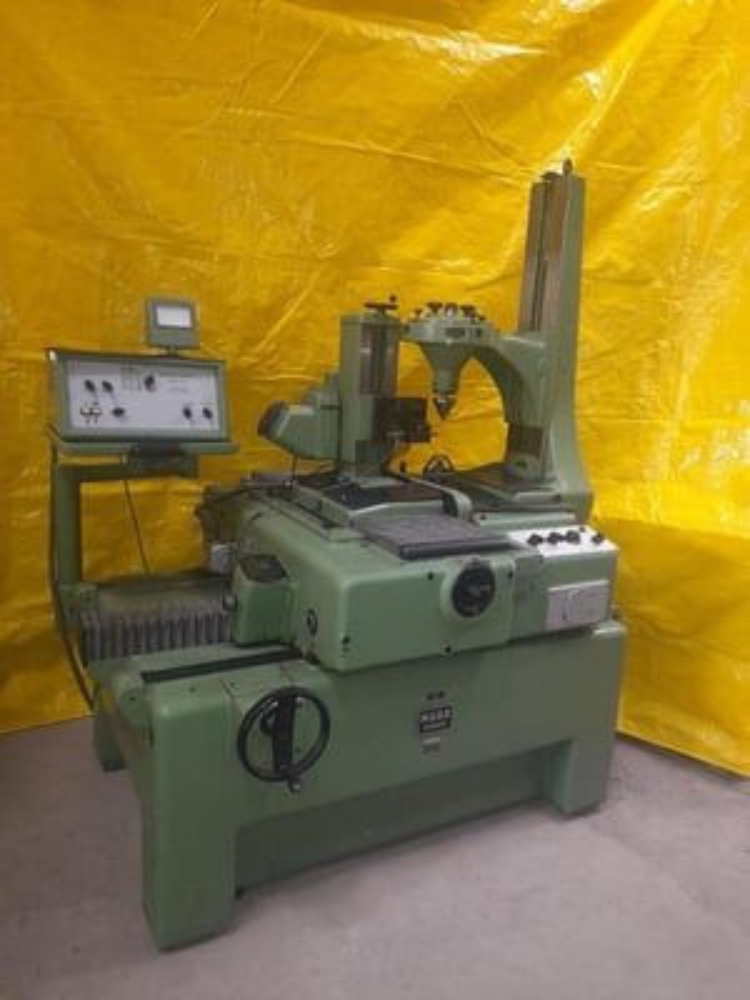 Gear Testing Machine Maag SP 60