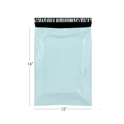 Plain Courier Bag - 12x16, 51 Micron
