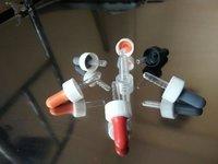 Plastic Rubber Teat Dropper