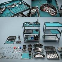 Nursing Equipment For ANM
