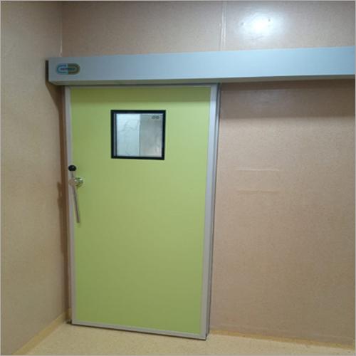 Hermetic Sealed Sliding Doors