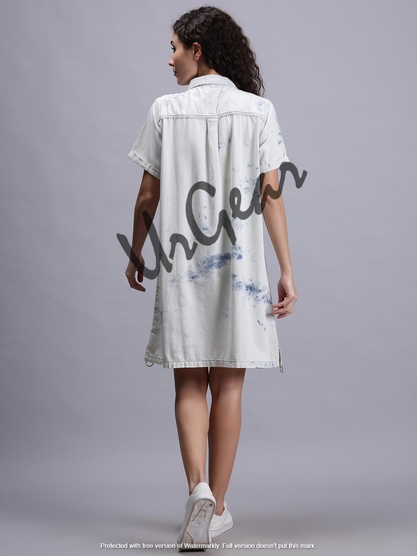 Women Denim Dress