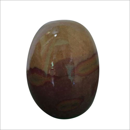 Narmada Natural Eyes Svayambhu Shivling Stone