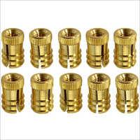Brass Sheet Metal Component