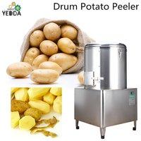 Ydtp-10 Commercial Potato Peeler Wholesale Sweet Potato Peeling Machine