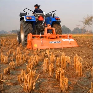 Agriculture Paddy Rotavator