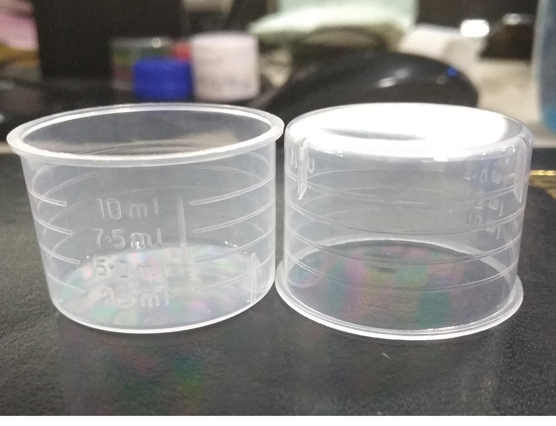 Pharma Measuring Cap