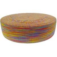40 Mm Shoe Elastic Ss 315 Comp. Dyed ( Multi Colour)