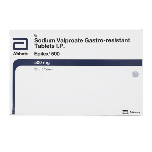 Gastro Resistant Sodium Valproate Tablets