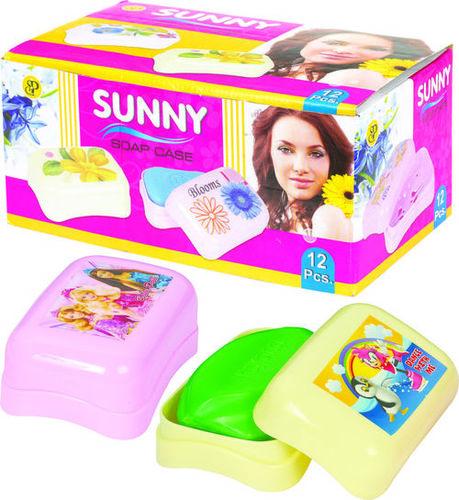 Sunny Soap Case