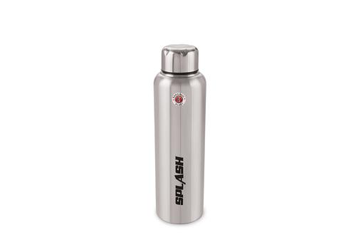 Splash Steel Water Bottle
