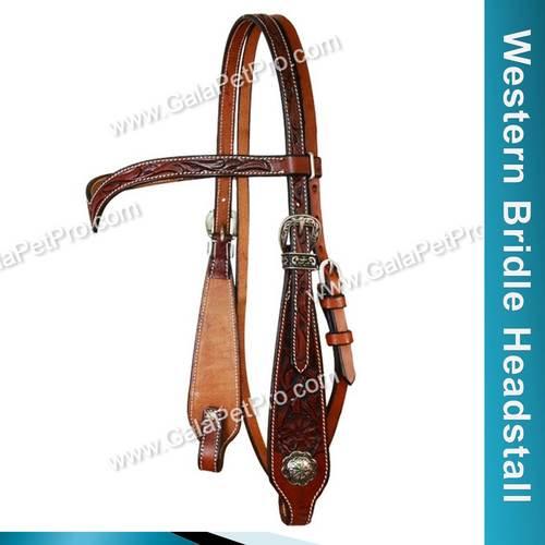 Western Bridle Headstall