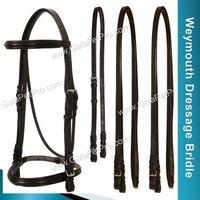 Weymouth Dressage Bridle