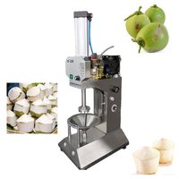 Ccn-3 Wholesale Green Young Coconut Dehusking Machine Coconut Peeler With Good Price