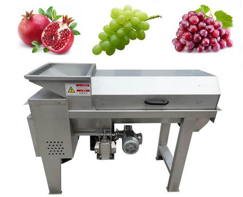 Pmg-1000 Automatic Pomegranate Seed Separating Peeling Machine Fruit Passion Grapefruit Peeler
