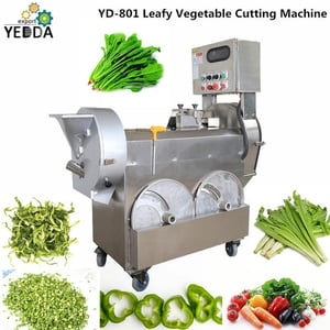 Yd-801 Wholesale Hotbed Chives Cutter Leek Cutting Machine Chinese Chives Chopper Vegetable And Fruit Slicer