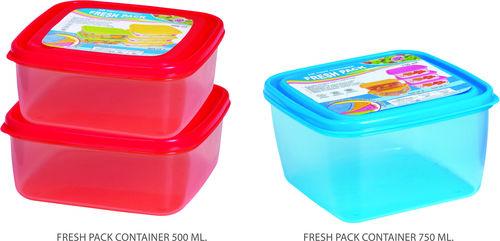 Fresh Pack Plastic Container